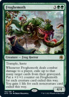 Froghemoth(フォーゴトン・レルム探訪)