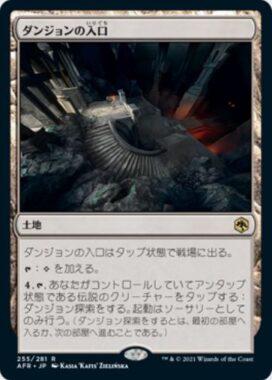 ダンジョンの入口(Dungeon Descent)フォーゴトン・レルム探訪