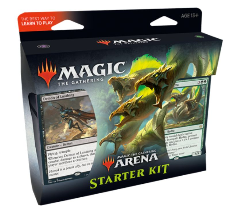 基本セット2021:Magic: The Gathering Arena Starter Kit(英語版のみ)