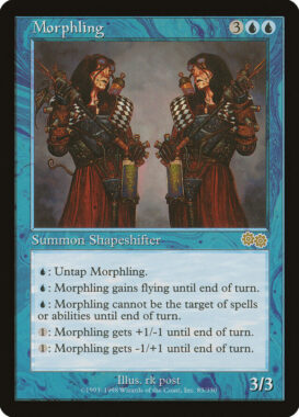 変異種/Morphling:ウルザズ・サーガ再録禁止カード