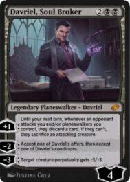 Davriel, Soul Broker
