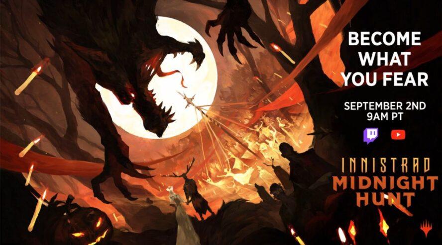 MTG「イニストラード:真夜中の狩り」のプレビュー公開場所に関する情報が発表!日本時間9月2日25時よりプレビュー開始予定!
