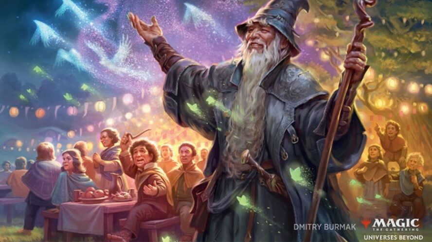 MTG「The Lord of the Rings: Tales of Middle-earth」が2023年に発売決定!MTG×指輪物語(ロードオブザリング)のコラボセット!