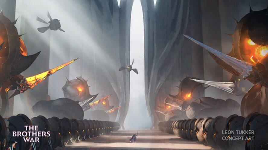 MTG「The Brothers' War」が2022年の第3四半期に発売決定!ウルザとミシュラの兄弟戦争を描くスタンダードセット!