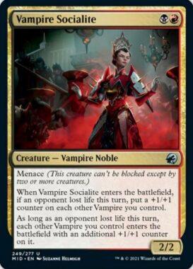 Vampire Socialite