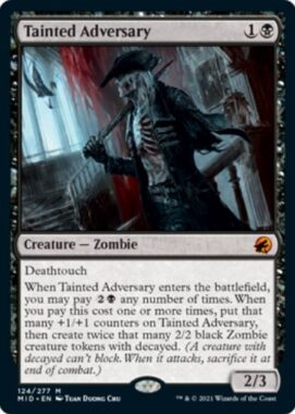 穢れた敵対者(Tainted Adversary)英語版