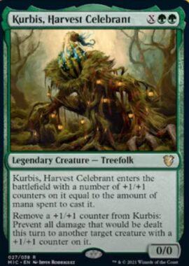 Kurbis, Harvest Celebrant(イニストラード:真夜中の狩り)