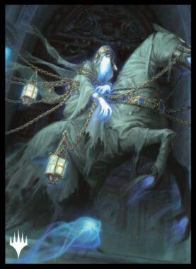 上流階級の霊:エンスカイ「イニストラード:真夜中の狩り」スリーブ